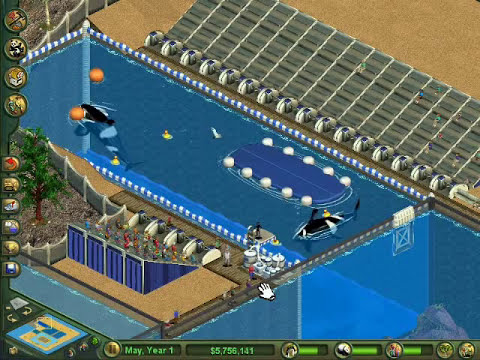 Zoo Tycoon Complete Collection Marine Zoo