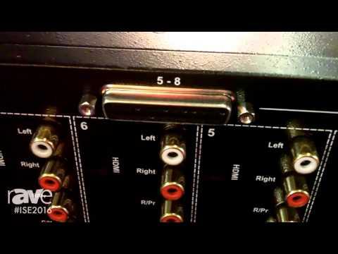 ISE 2016: Alcorn McBride Details A/V Binloop Uncompressed Video Player
