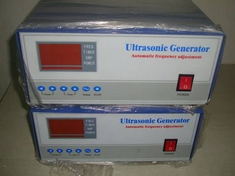 Ultrasonic Frequency Generator