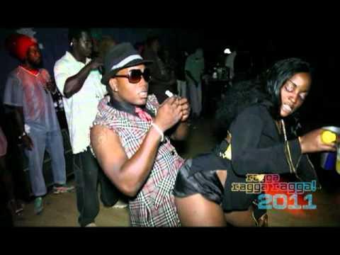 RAGGA,RAGGA,RAGGA DANCEHALL SCENE IN JAMAICA 2011 PART 4