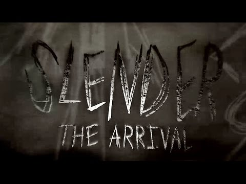 CGR Trailers - SLENDER: THE ARRIVAL Coming Soon Trailer