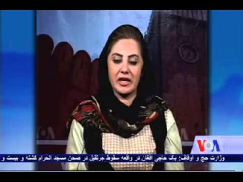 Semen Barkzai discusses Independent Election committee - VOA Ashna