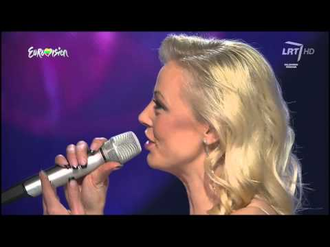 Mia take A Look At Me Now  Lithuania In The Eurovision Song Contest 2014 (hd) video
