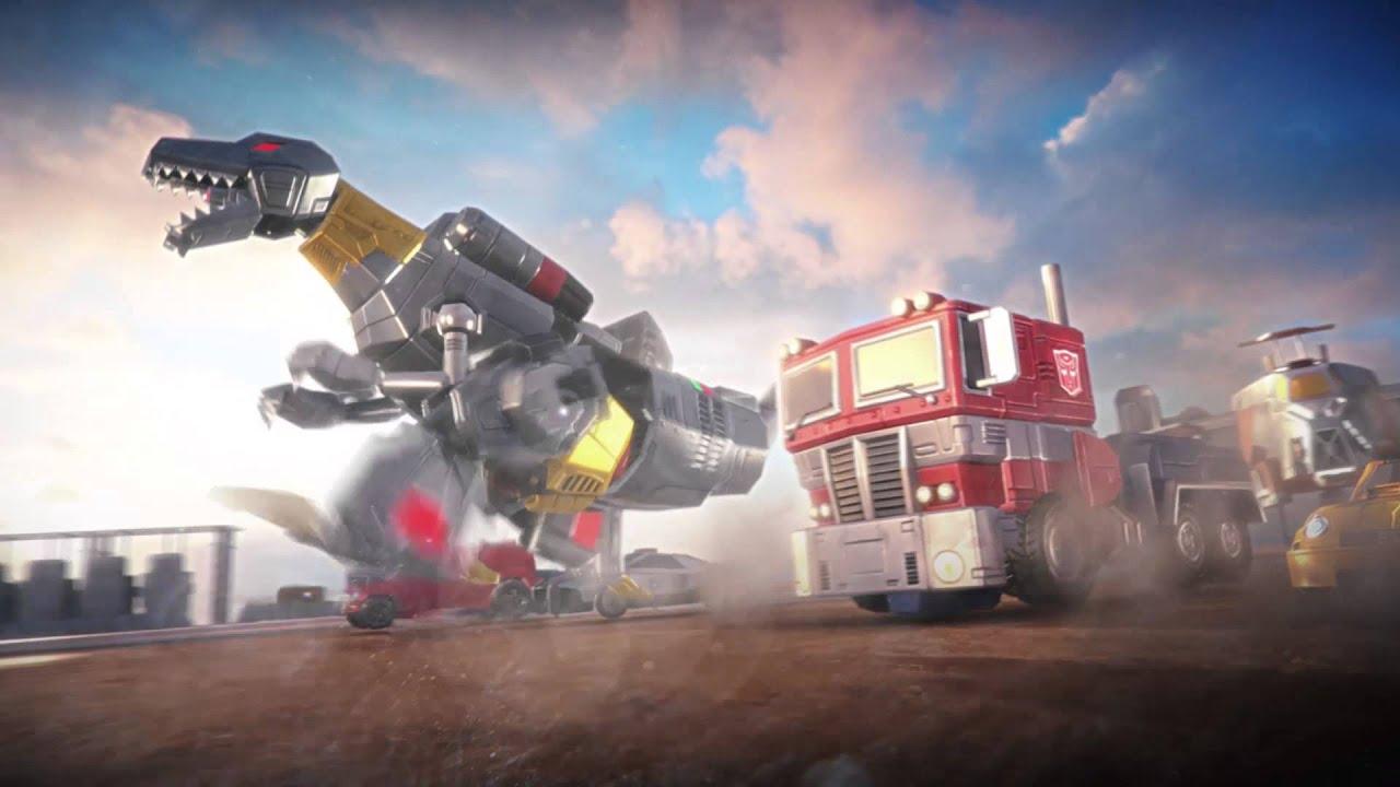 Transformers: Earth Wars Trailer