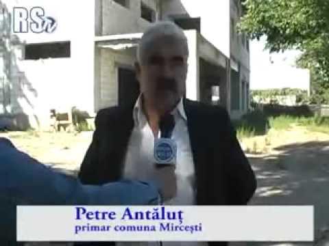 (video) Fonduri Necesare Pentru Terminarea Caminului Cultural Din Mircesti video