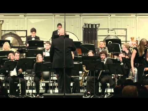 Reflections on the Mississippi | UNT Wind Symphony @ 2015 Midwest Clinic