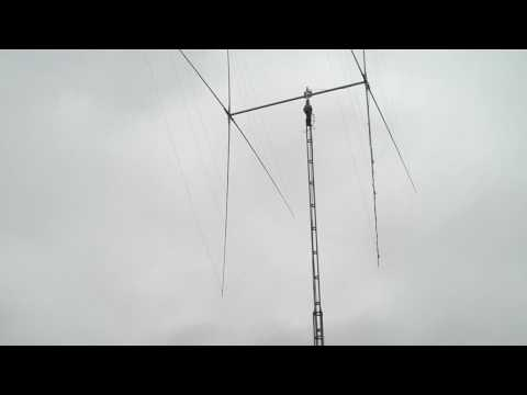HAM RADIO EMCOMM VIDEO 5 FIELD DAY 2010