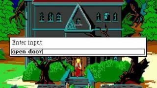 Let's Play King's Quest 4 - part 14 - A grave matter