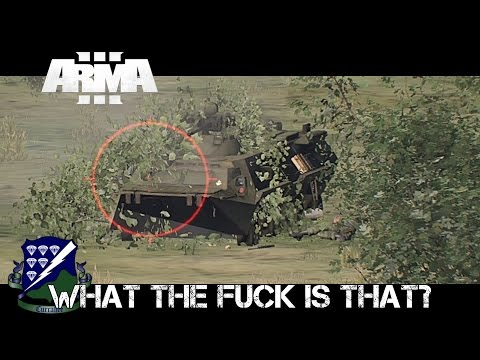 What... the Fuck... Is That? - ArmA 3