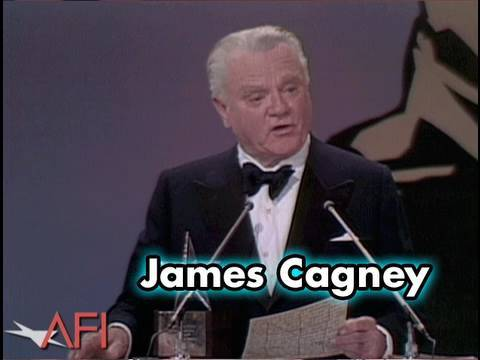 James Cagney Accepts The AFI Life Achievement Award