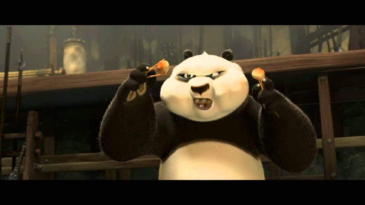 Kung Fu Panda Eating   6 more Kung Fu Panda