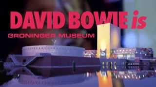 'David Bowie is' from 11 December in the Groninger Museum