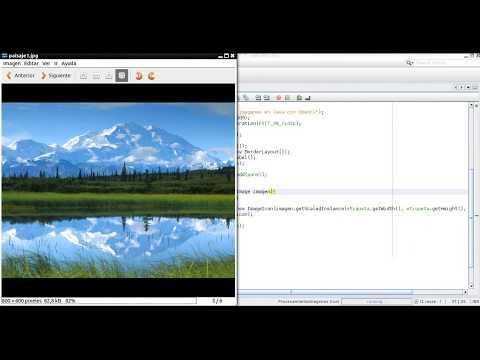 Mezclar Imagenes en Java Con OpenCV