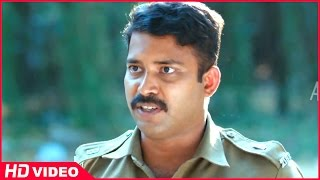 Attakathi - Thirudan Police Tamil Movie - Attakathi Dinesh is insulted in Police Station