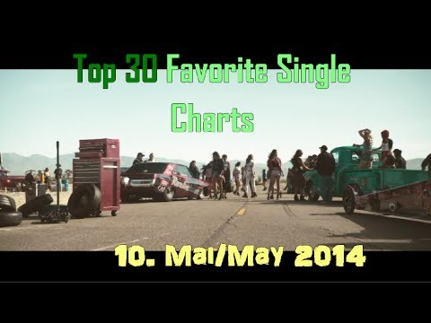Top 30 Favourite Single Charts 10. Mai/May 2014
