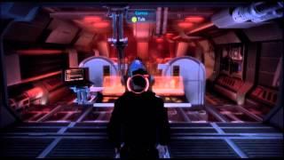 Mass Effect 3 - Crew on Tali's death