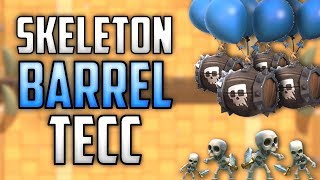 Clash Royale | How to Use: The Skeleton Barrel