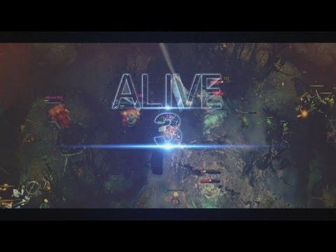 Dota 2 - Alive 3