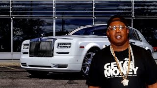 10 MOST EXPENSIVE THINGS OWNED BY MASTER P