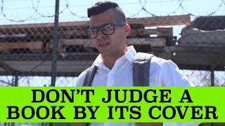 Don't Judge a Book by its Cover | David Lopez