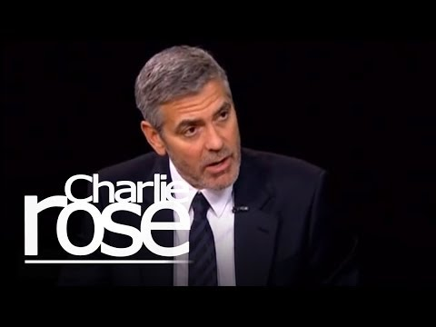 George Clooney and John Prendergast (03/15/12) | Charlie Rose