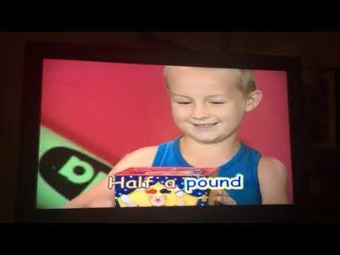 Countdown Kids Pop Goes The Weasel
