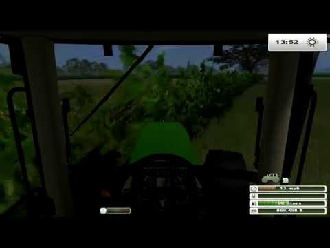 Farming Simulator 2013: Orchard Farm Ep5 Getting Some Cows!