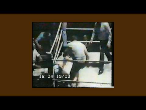 Lenny Mclean Versus Roy Shaw Unlicensed Boxing Second Fight Image 1