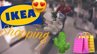 IKEA VLOG - Shopping for ROOM MAKEOVER | LAURA