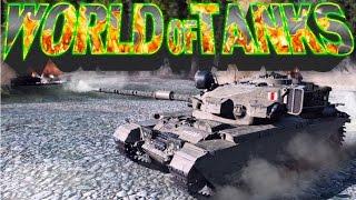 World of Tanks (Xbox One): Centurion Action X #WorldofTanks #re4perofd34th
