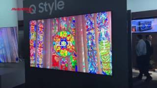 CES 2017 - Nuova gamma TV Samsung QLED