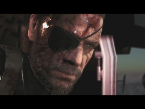 Metal Gear Solid V: The Phantom Pain - Debut Trailer