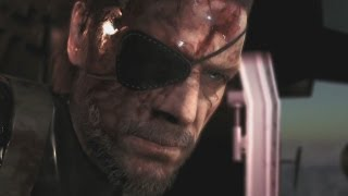 Metal Gear Solid V_ The Phantom Pain - Debut Trailer