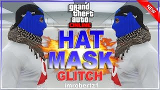GTA 5 Online - Best Mask Backwards Cap Scarf Glitch! Backwards Hat With Scarfs! GTA 5 Glitches!