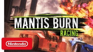 Mantis Burn Racing Teaser Trailer - Nintendo Switch