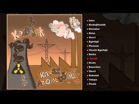 Kovbojok - Kaksi Atomerőmű (teljes album)