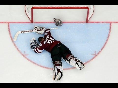 Латвия - Беларусь: А был ли гол??? Чемпионат мира по хоккею 2014. Минск.