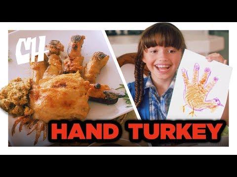If Hand Turkeys Were Real