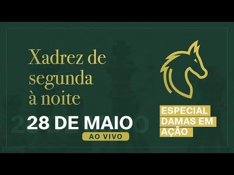 LIVE 28/05 - Especial Damas Em Ação!
