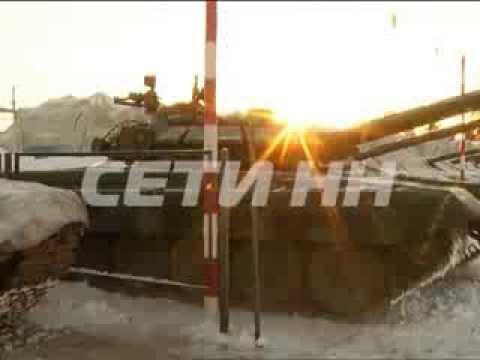 Современные танки поступили на вооружение Мулинского гарнизона.
