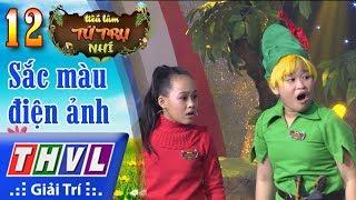 THVL   Tiếu lâm tứ trụ nhí Mùa 2 – Tập 12[2]: Peter Pan Và hòn đảo hạnh phúc -  Mỹ Dung, Trúc Phương