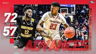 Texas Tech vs. Northern Kentucky: First round NCAA tournament extended highlights