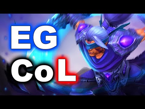 EG vs CoL - North America 1/2 Final - ESL MAJOR DOTA 2