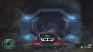 007 Nightfire (PS2) Walkthrough - Part 11 - Deep Descent - Our worst fear [HD]