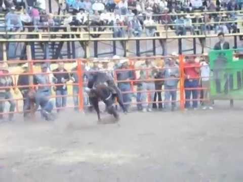 Jaripeo en El Sabino Guanajuato 3 enero 2012.m4v