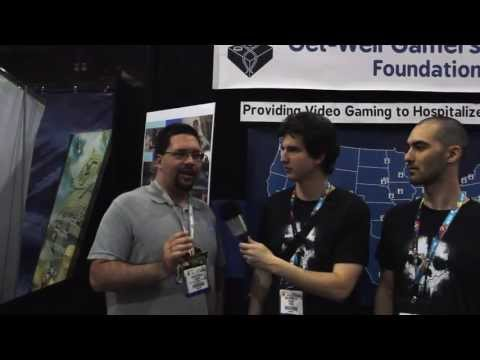 E3: Get Well Gamers Foundation Interview