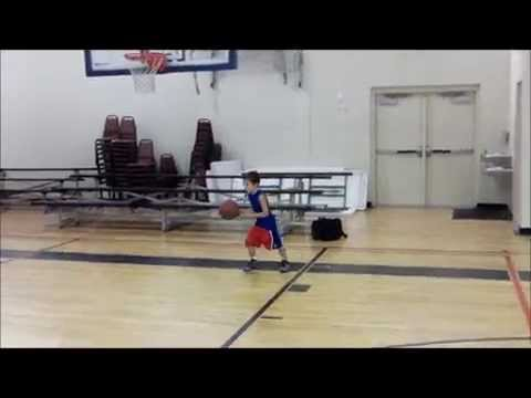 Jaxon Williams, INCREDIBLE 6 year old Hoops Phenom!!!