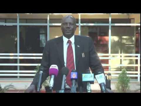GLOBALMAXIM: SOUTH SUDAN: NEW CABINET SWORN IN (UNMISS)