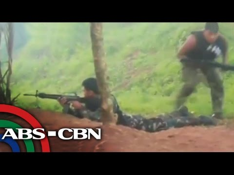 Military, NPA clash in Davao del Norte
