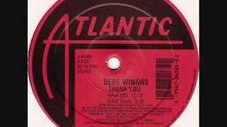 Watch Bebe Winans Thank You video